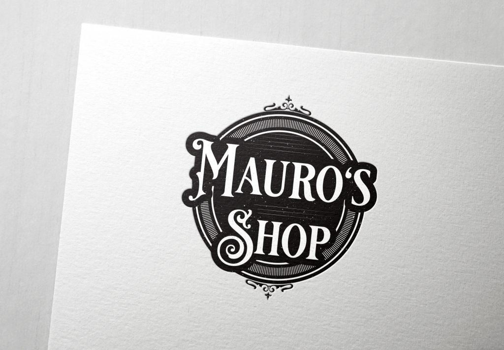 Logo Mauro's Shop